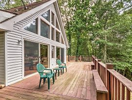 Murphy Home W/Spacious Deck & Rustic Forest Views! photos Exterior
