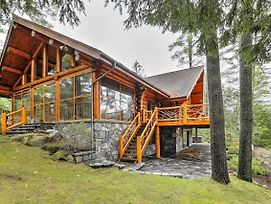 Lakefront North Creek Cabin W/Sauna, Dock & Kayaks photos Exterior