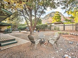 Quiet Sedona House W/ Covered Patio & Rock Views! photos Exterior