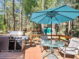 Cozy Cabin W/Ac & Deck In Prescott National Forest photos Exterior