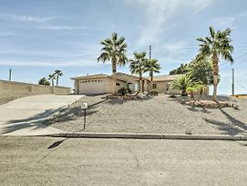 Pristine Lake Havasu City Home W/Pool & View! photos Exterior