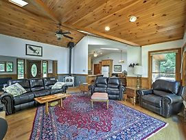 'A Scenic View Lodge' In Ozarks W/ Views & Hot Tub photos Exterior