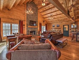 Cabin W/Climbing Wall & Game Room, 5 Mi To Mt Snow photos Exterior