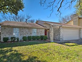 Round Rock Family Home - 20 Mi. To Austin! photos Exterior