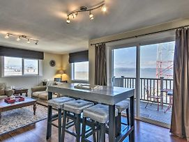 Waterfront Condo On Pier In Downtown Astoria! photos Exterior
