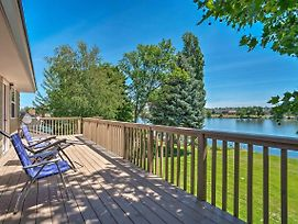 Moses Lake Home W/Dock, 1 Mi To Surf 'N Slide photos Exterior
