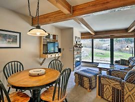 Ski-In/Ski-Out Crested Butte Condo W/Hot Tub! photos Exterior