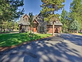 Bend Area Home W/ Patio, Grill & Game Room! photos Exterior