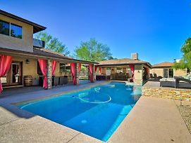 Spacious Phoenix Area Home W/ Backyard Oasis! photos Exterior