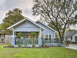 'Bearadise Bungalow' Near Baylor & The Silos! photos Exterior