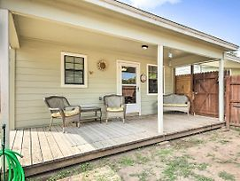 Canyon Lake Cottage With Bbq 1 Mi To Guadalupe River! photos Exterior