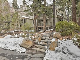 Kings Beach Townhome, 7 Miles From Northstar! photos Exterior