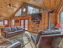 Rustic Cabin W/ Hot Tub - Near Hocking Hills! photos Exterior