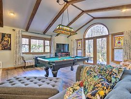 Private Blue Ridge Retreat: Pool Table & Fire Pit! photos Exterior