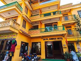 Sapa Sunrise Hotel photos Exterior