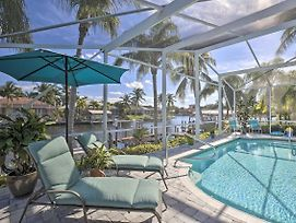 'Coral Sunrise' Retreat W/Pool, Dock & Patio! photos Exterior