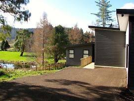Pa At The Park With Spa - Ohakune Holiday Home photos Exterior