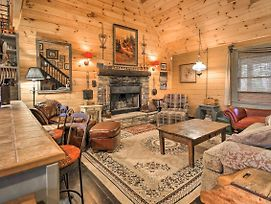 Secluded Getaway With Pool Table Less Than 6 Mi To Helen photos Exterior