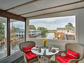 Waterfront Slidell Home On Bayou With Boat Slip! photos Exterior