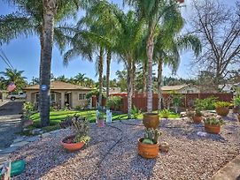 Fallbrook Home W/Grill Near Temecula Wine Country! photos Exterior