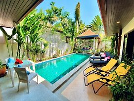 Tropical Private Pool Villa In Rawai photos Exterior