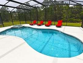 Three Worlds Mobile Home Resort Villa Sleeps 12 With Pool And Wifi photos Exterior