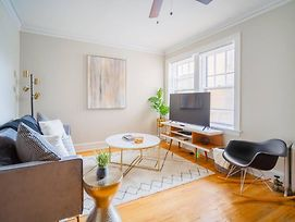 Beautiful, Comfy, 1 Bedroom Lincoln Sq. Near Wrigley photos Exterior