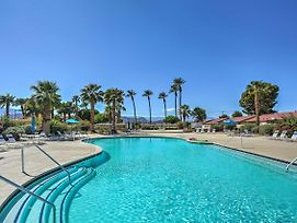 Indio Home With Mountain Views And Resort Amenities! photos Exterior