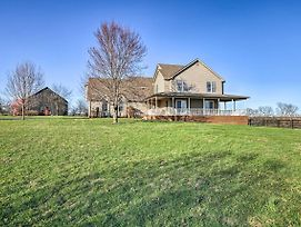 Home With Pasture View, Patio & Wide Open Spaces! photos Exterior