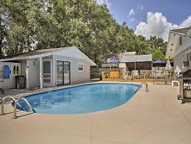 Fern Park House With Pool - New Patio And Fire Pit! photos Exterior