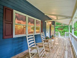 New-Hayesville Cabin, 15Min To Dwtn & Lake Chatuge photos Exterior