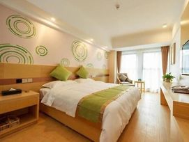 Greentree Inn Chengdu Zoo Zhaojue Temple South Road Subway Station Express Hotel photos Exterior