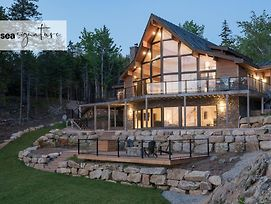 Awe Inspiring Lakeside Villa On Private Lot photos Exterior