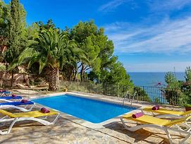 Aiguablava Villa Sleeps 6 With Pool photos Exterior