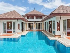Luxury Thai Villa With Very Beautiful Private Pool photos Exterior
