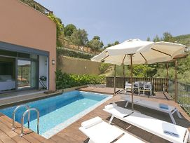 Superior Villa Cassiope With 3Br, Private Pool And Stunning Sea Views photos Exterior