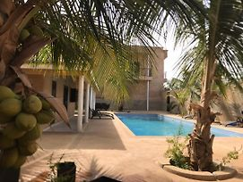 Schone Villa In Nianing, Mbour, Senegal photos Exterior