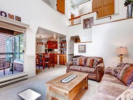 Keystone Townhome W/Mtn View + Shared Pool/Hot Tub photos Exterior
