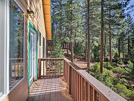 North Lake Tahoe Cabin W/Decks - 5 Min. To Beach! photos Exterior