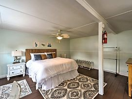 Historic Swansboro Studio With Intracoastal View! photos Exterior