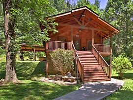 'Little Creek' Cabin With Quiet Sevierville Location photos Exterior