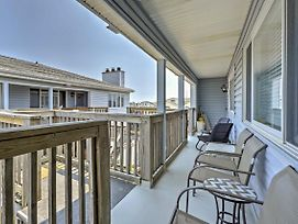 Central Sea Isle City Condo - 1 Block From Beach! photos Exterior