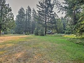 'Log Cabin' Cozy 1Br Packwood Cabin W/ Mtn Views! photos Exterior
