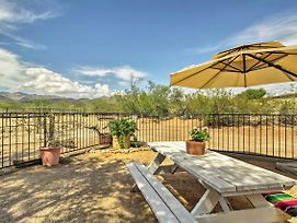New! 'All Tucked In' Tucson Casita W/ Mtn. Views! photos Exterior