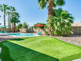 Scottsdale Home W/Private Pool & Putting Green! photos Exterior
