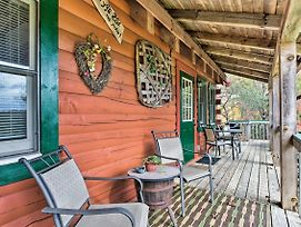 'Uncle Bunky'S' Bryson City Cabin W/Hot Tub+Views photos Exterior
