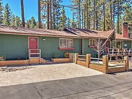 Big Bear Home W/ Private Hot Tub - 5 Mins To Lake! photos Exterior
