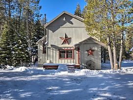 Riverfront Tahoe House W/Deck: Near Lake & Skiing! photos Exterior