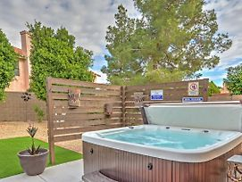Yard, Hot Tub & Grill - Remodeled Scottsdale Home! photos Exterior