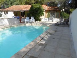Comfortable Holiday Home In Fayence With Private Swimming Pool photos Exterior